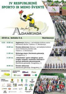 Adamkiada 2018