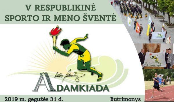 Adamkiada 2019