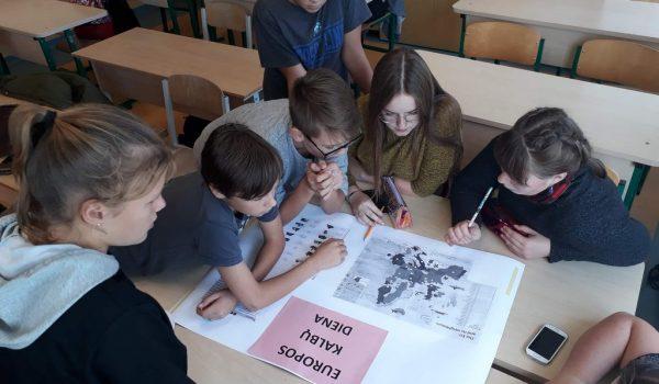 Europos kalbų diena