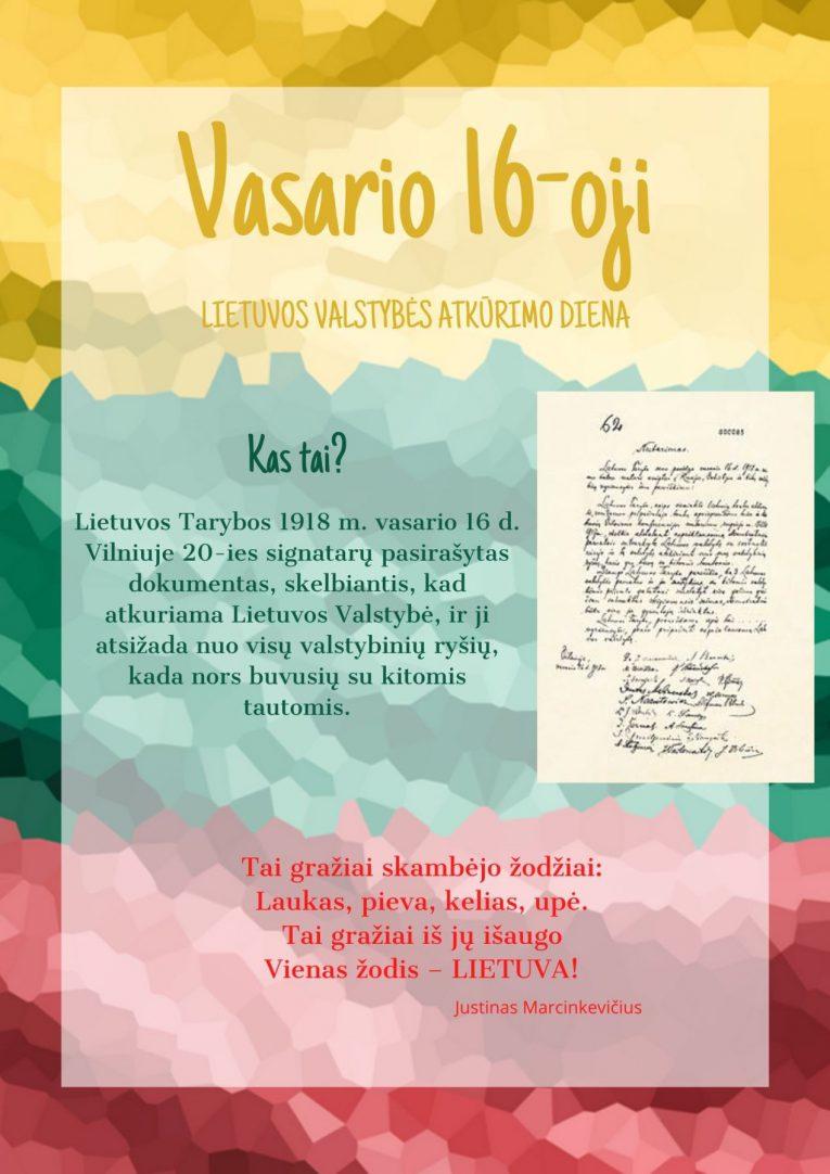 Vasario 16-oji