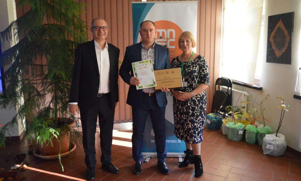 Apdovanojimas už edukacines erdves